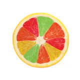 Zitrusfruchttischlerbandsäge Stockfoto