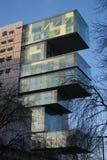 Zivilgerichtsbarkeit Centre Manchesters Lizenzfreie Stockbilder