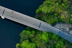 Zivohostsky most, Slapy Zdjęcia Royalty Free