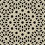 Ziyad Seamless Pattern Four Stock Afbeelding