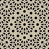 Ziyad Seamless Pattern Four Stock Image