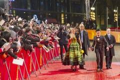 Ziyi张, Berlinale 2013年 免版税库存图片