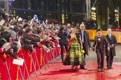 Ziyi Zhang, Berlinale 2013 Imagens de Stock Royalty Free