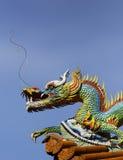 Zizhu寺庙或紫色竹寺庙高雄台湾, ROC 免版税库存图片