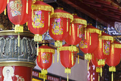 Zizhu Temple or Purple Bamboo Temple Kaohsiung Taiwan, ROC Stock Images