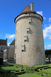Zizim Tower, Bourganeuf Stock Photography