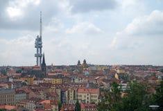 Zizkov en Praga imágenes de archivo libres de regalías