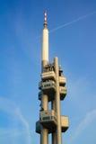 Zizkov tower Stock Images
