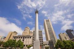 Zjednoczenie kwadrat w San Fransisco zdjęcie royalty free