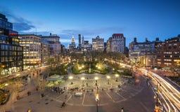 Zjednoczenie Kwadratowy NYC Zdjęcia Royalty Free