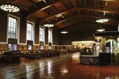 Zjednoczenie stacja, LosAngeles, CA Zdjęcie Stock