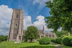Zjednoczone Królestwo, Lavenham - Obrazy Stock
