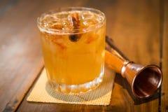 Zk ch de la bebida de la fiebre del oro Imagen de archivo libre de regalías
