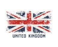 Zlany Kingdoml odzieży i koszulki projekt z grunge skutkiem ilustracji