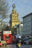 Zlany Londyn Fotografia Stock
