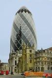 Zlany Londyn zdjęcia stock