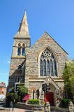Zlany Reformowany kościół, Shrewsbury obrazy royalty free