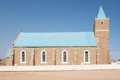 Zlany Reformowany kościół w Concordia zdjęcie stock