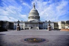 Zlany stanu Capitol budynek obrazy royalty free