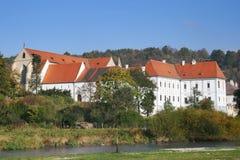 Zlata Koruna Monastery foto de stock royalty free