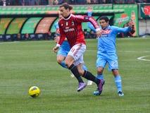 Zlatan Ibrahimovic Στοκ φωτογραφία με δικαίωμα ελεύθερης χρήσης