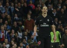 Zlatan Ibrahimovic Stock Photo