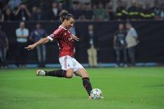 Free Zlatan Ibrahimovic Pull The Penalty Kick Royalty Free Stock Photo - 187128065