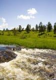 zlatibor водопадов Стоковые Изображения