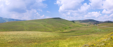 Zlatibor panorama Stock Photos