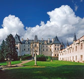 Zleby城堡02 库存照片
