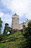 Zleby castle Stock Photography