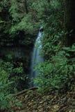 zlew smokies wodospad wo Zdjęcia Royalty Free