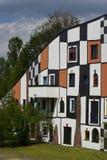 Zli Blumau _windows zdjęcie royalty free