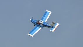 Zlin 142个航空器 免版税库存照片