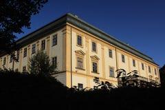 Zlin chateau Royalty Free Stock Photo