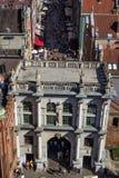 Zlota Brama in Gdansk, Poland Stock Images