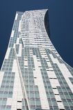 Zlota  is one of the tallest residential buildings in Poland Stock Photo