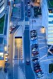 Zlota-Straße in Warschau Stockfotos