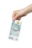 Zloty Stock Photo