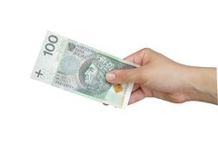 Zloty Royalty Free Stock Image