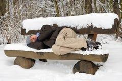 zmęczony Fotografia Stock