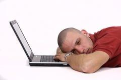 zmęczenie Obraz Stock