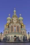 zmartwychwstanie kościoła Zdjęcie Royalty Free