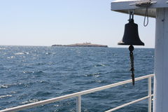 Zmeiniy-Insel Lizenzfreie Stockbilder