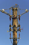 zmiany elektryczne Obrazy Stock