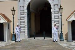 zmiany strażników Obraz Royalty Free