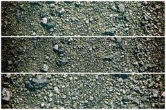 Zmielona tekstura, piasek powierzchnia, kamienny tło, dobry dla projektów elementów Obraz Stock