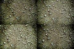 Zmielona tekstura, piasek powierzchnia, kamienny tło, dobry dla projektów elementów Obrazy Stock