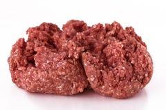zmielony mięso Obrazy Royalty Free