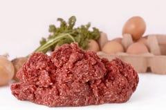 zmielony mięso Fotografia Stock